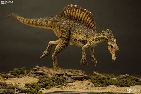 Dinosauria Spinosaurus Statue By Sideshow Collectibles