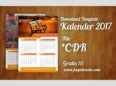 Download Gratis Template Kalender 2017 Terbaru Download