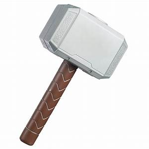 Avengers Toys - NERF Thor Battle Hammer at ToyStop