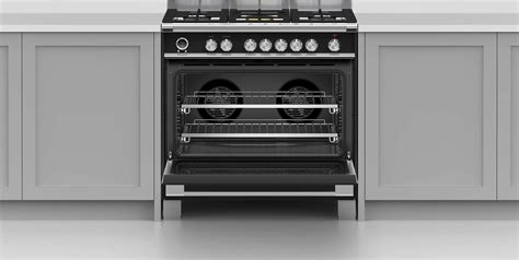 orscgx fisher paykel classic  freestanding dual fuel range stainless steel