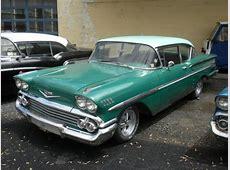 1958 Chevy Belair 2 Door Hardtop Restored 283 V8 Auto
