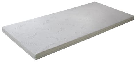 Memory Foam Bed Toppers by 2 Quot Memory Foam Mattress Topper From Century Textiles