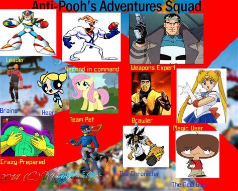 Pooh S Adventures Armada