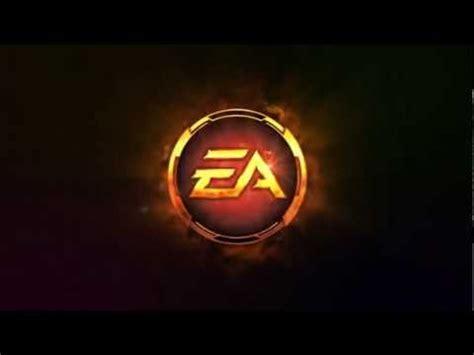 top  ea game logo intro youtube
