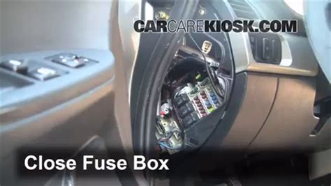 2000 Eclipse Fuse Box Relay N by Interior Fuse Box Location 2004 2012 Mitsubishi Galant