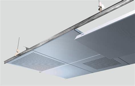 Controsoffitto Alluminio controsoffitti in alluminio finiture e colorazioni