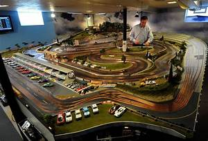 Start Your Engines  U2014 Slot Car Racing Is Back