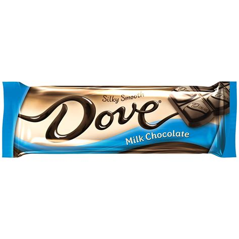 Harga Dove Chocolate dove milk chocolate singles size bar 1 44 ounce bar
