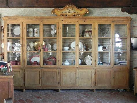 Libreria In Casa by Fabulous Libreria Antica In Abete Lacole Casa Italiana