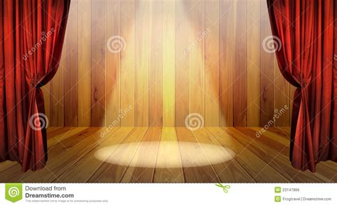 theater curtain  concert scene stock photo image