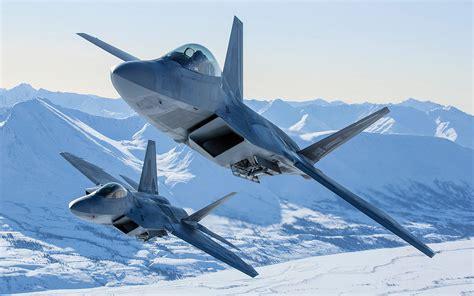 Download Wallpapers F 22 Raptor Lockheed Boeing 4k
