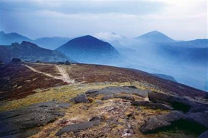 Mourne Mountains Ireland Northern Mournes Belfast Nord