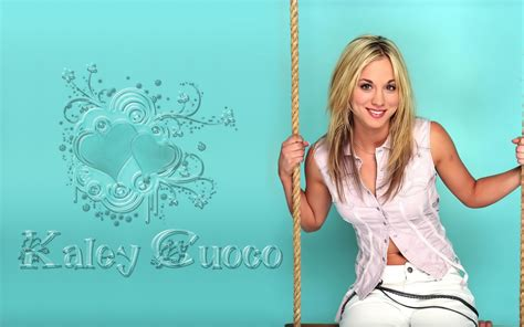 cute kaley cuoco wallpaper high quality wallpapers