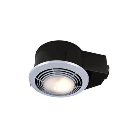 Bathroom Light And Exhaust Fan Combination by Nutone Qt9093wh Bathroom 110 Cfm Vent Combination Fan