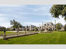 Incredible $32 Million French Inspired Estate in Dallas