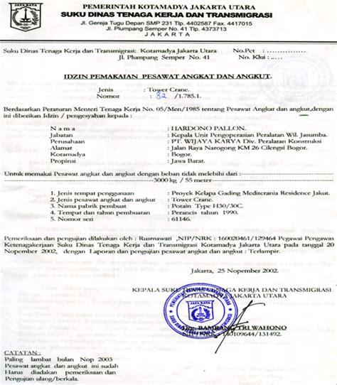 Surat Keterangan Layak Kerja by Contoh Surat Jalan Newhairstylesformen2014