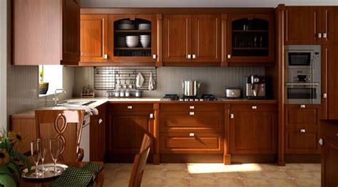 fraiser en cuisine cuisine en bois 3d library architecture interieurs scènes 3d