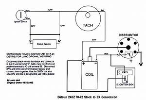 Mallory Electronic Ignition Coil Wire Diagram