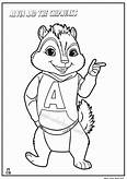 Last Bing Queries & Pictures for Realistic Chipmunk Coloring Pages
