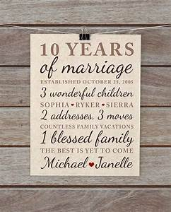 37 best 10 year anniversary gift ideas images on pinterest With 10 year wedding anniversary gift ideas