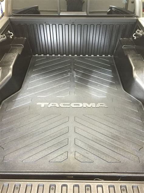 tacoma bed mat bed mat tacoma world