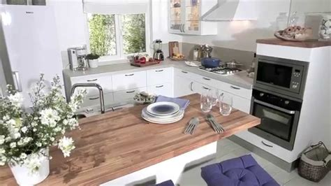 cuisine var les meubles de cuisine lumio blanc