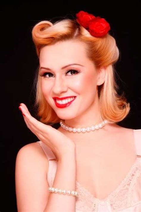 Hairstyles For 50s by 50s Hairstyles 11 Vintage Hairstyles To Look Special