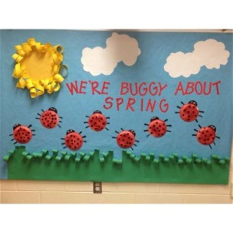 april bulletin board for crafts and worksheets for 997 | preschool spring bulletin boards 1 300x300