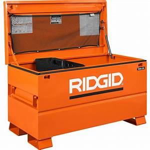RIDGID 48 in x 24 in Universal Storage Chest-48R-OS