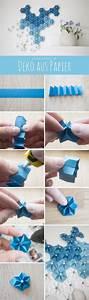 Deko Aus Papier : bastelanleitung deko aus papier origami blume origami ~ Lizthompson.info Haus und Dekorationen