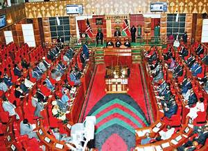 Male-dominated parliament tell women not to interfere with ...