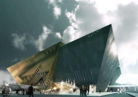 bogota international convention center  architect
