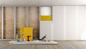 Pose Verriere Sur Placo : drywall o que vantagens e desvantagens escola engenharia ~ Melissatoandfro.com Idées de Décoration