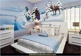 Theme Bedroom Jaylynns Bedroom Frozen Themed Bedroom Frozen Room ...