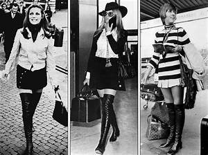 60's fashion trends: Then and Now