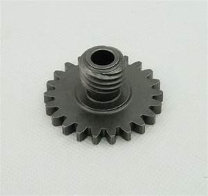 Gear Assy  Tachometer Drive Mz150  Scooterpower Eu