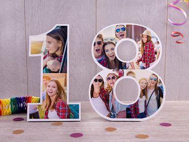 individuelle fotobuchstaben und fotozahlen selbst gestalten