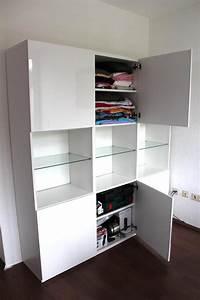 Offenes Schranksystem Ikea : regal schranksystem best hochglanz wei in detmold ikea ~ A.2002-acura-tl-radio.info Haus und Dekorationen