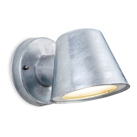 firstlight elan led single light wall fitting in