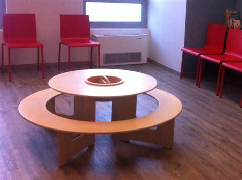 table pour enfant table ronde pour enfant