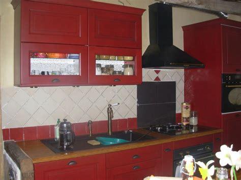 cuisine lapeyre bistro decoration cuisine style bistrot