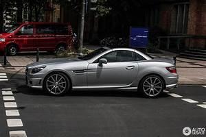 Mercedes 55 Amg : mercedes benz slk 55 amg r172 27 june 2013 autogespot ~ Medecine-chirurgie-esthetiques.com Avis de Voitures