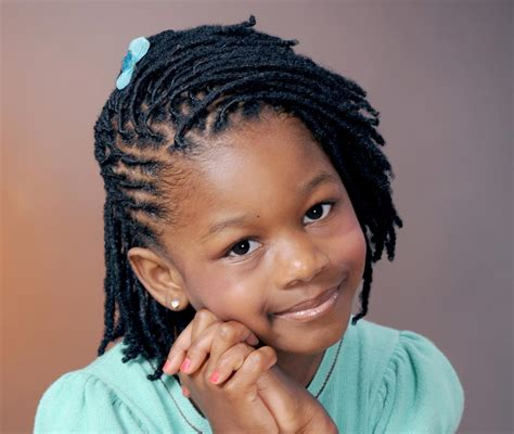 25 latest cute hairstyles for black little girls page 2