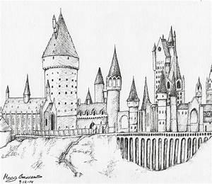 Castles | The Aspiring Illustrator