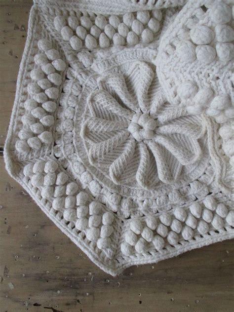 plaid celestin antique home crochet mantas