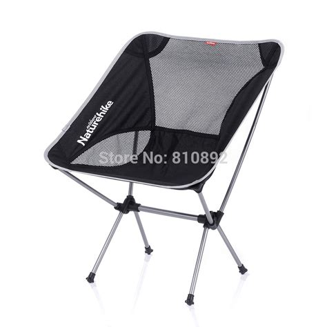 naturehike portable aluminium alloy chair outdoor cing
