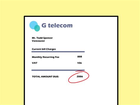 cell phone bill how to keep a low cell phone bill 7 steps with pictures