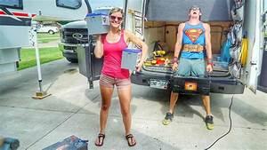 Choosing A Solar Battery Bank For A Diy Camper Van