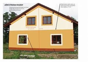 Baumit vizualizace fasády