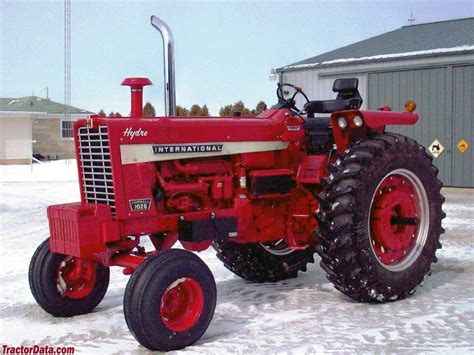 Tractordatacom Farmall 1026 Tractor Photos Information